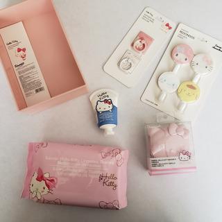 Combo #1 Miniso Sanrio Hello Kitty Kit 10 Accesorios
