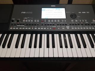Samples Korg Pa 600/300/900 Pianos Reales!!