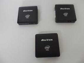 Mini Pc Box Computador Braview Intel Quad Core2gb 32gb