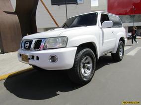 Nissan Patrol Sgl 4x4 3.0 Mt