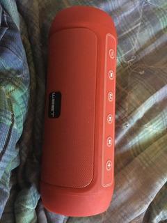 Parlante Bluetooth Nuevo Marca West Bocina