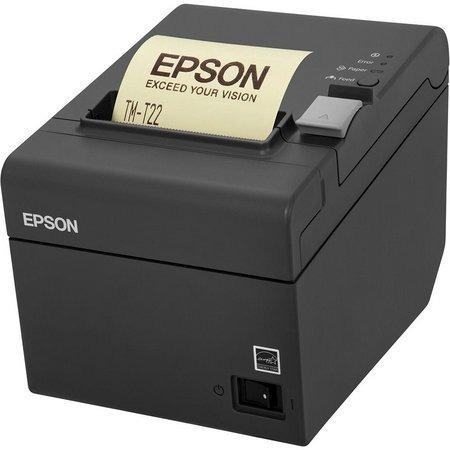 Impressora Térmica C/ Guilhotina Tm-t20 Usb Brcb10081 Epson
