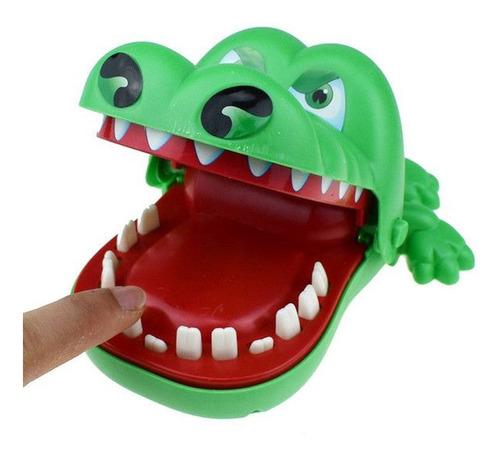 Animal Brinquedo De Plastico (crocodilo Dentista)