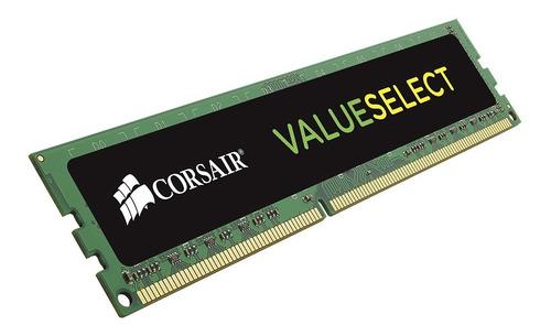 Memoria Ram Pc 4gb Corsair Value Select Ddr3 1600mhz Cuotas