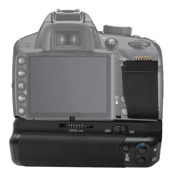 Battery Grip Para Camaras Canon T6i/t6s + Paño Microfibra