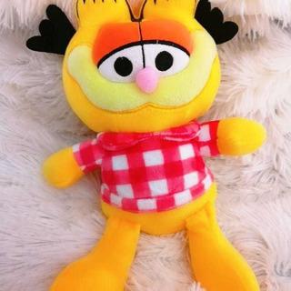 Garfield Juguete De Peluche 25cm Felpa Suave