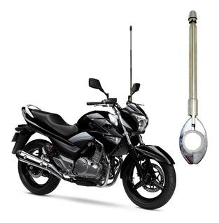Antena Corta Hilo Curado Motociclistas Motoqueros
