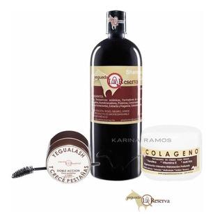 Yeguada Kit Shampoo, Yegualash Y Colageno Original