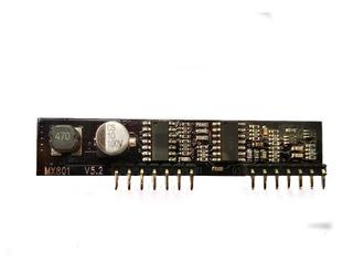 Modulo De Áudio Da Interface Pináculo Relm-chatral E Outras