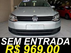 Volkswagen Spacefox Trend 1.6 Único Dono 2012 Prata