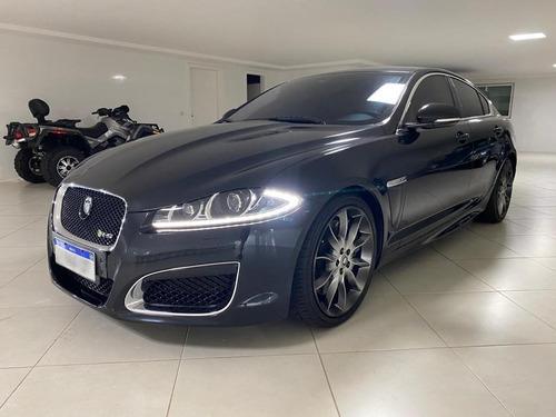 Imagem 1 de 6 de Jaguar Xf 5.0 R-s V8 Supercharged Gasolina 4p Automático