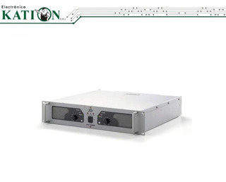 Amplificador Peavey Pvi 3000 2300 W La Plata