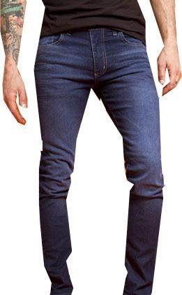 Pantalón De Jean Azul Oscuro Confort Fit. Seventy