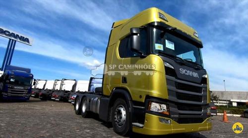 Scania R500 2020/2021