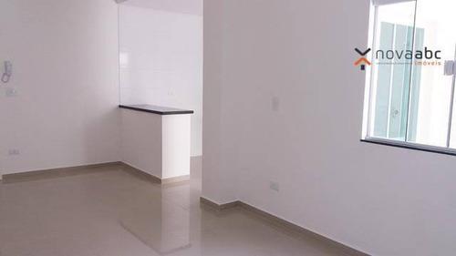 Imagem 1 de 19 de Apartamento À Venda, 75 M² Por R$ 420.000,00 - Vila São Pedro - Santo André/sp - Ap0589