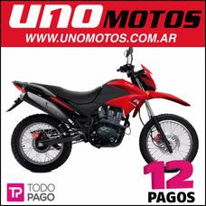Zanella Zr 150cc Enduro 0km