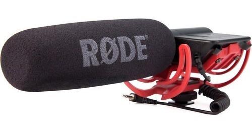 Microfone Direcional Rode Videomic Com Priscilla Rycote Lyre