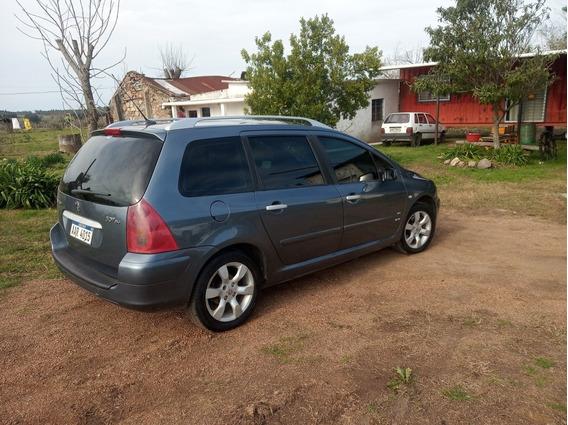 Peugeot 307 2.0 Sw Premium Hdi 2004