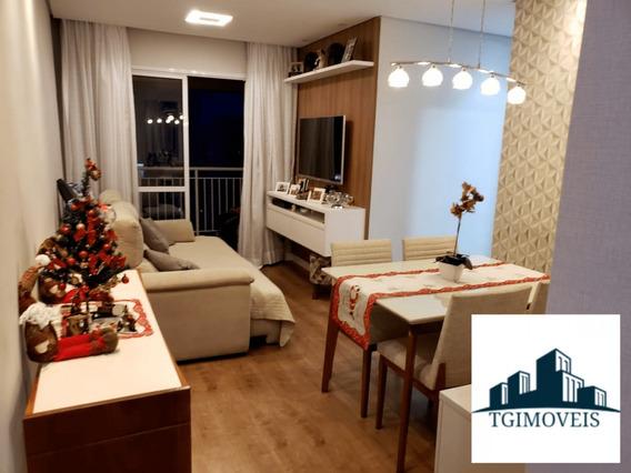 Apartamento Pronto Para Morar 3 Dormitórios Ao Lado Do Shopping Suzano - 1200