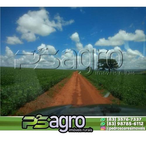 Imagem 1 de 15 de Fazenda. À Venda, 5.660 Hectares Por R$ 85.000.000 - Paracatu - Paracatu/mg - Fa0199