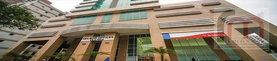 Sala Comercial À Venda, Boqueirão, Santos - Sa0156. - Sa0156