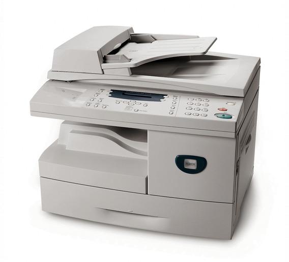 Xerox Workcentre 4118 Precisando De Manutenção