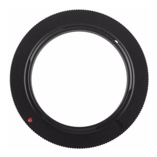 Anel Inversor De Lente 52mm Para Nikon Af/ Afs - 18-55mm