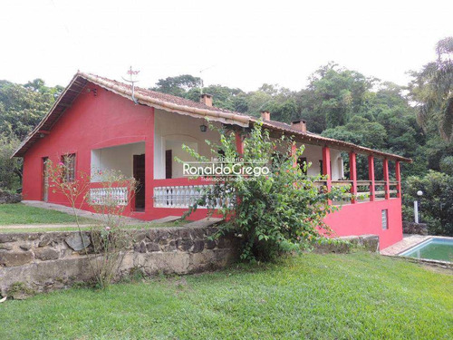 Imagem 1 de 25 de Chácara Á Venda Com 2 Dorms, Mairinque - R$ 420 Mil - V5000
