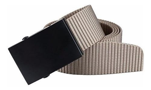 Imagen 1 de 3 de Squaregarden Nylon Estilo Militar Tactico Deber Cinturon Web