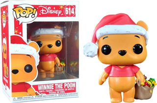 Winnie The Pooh Navidad Disney Funko Pop