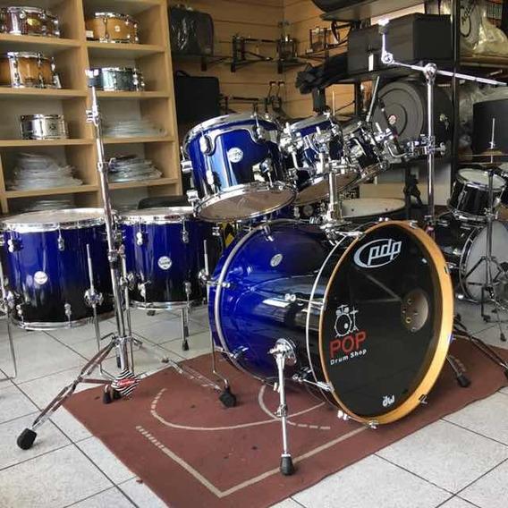 Bateria Pdp Concept Maple 07 Pçs Frete Grátis Pop Drum Shop
