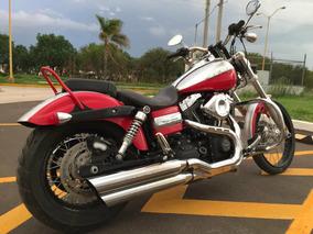 Harley Dyna Wide Glide 2012 De Cochera Para Exigentes