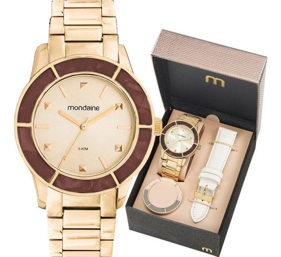 Relógio Feminino Mondaine Original Garantia E Nota Fiscal