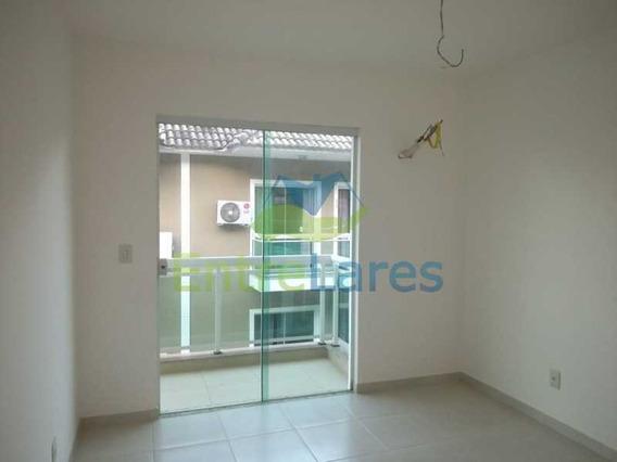Casa Em Condomínio-à Venda-praia Da Bandeira-rio De Janeiro - Ilcn40005