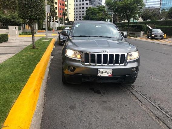 Jeep Grand Cherokee 5p Limited 4x2 V6/3.6 Aut A Credito