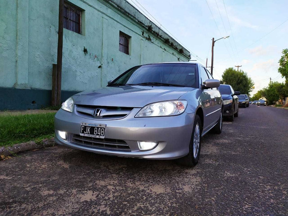 Honda Civic 1.7 Ex 2006