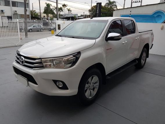 Toyota Hilux 2.8 Tdi Srv Cab. Dupla 4x4 Aut. 2016