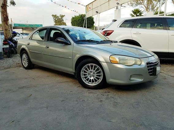 Chrysler Cirrus Lxi Sedan L4 Aa Tela At 2004
