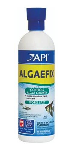 Api  Algaefix  Solución De Control De Algas 16 Oz