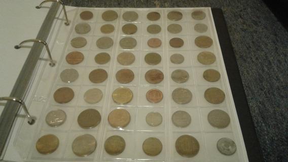 Lote De Monedas Antiguas Mas De 400 Unidades
