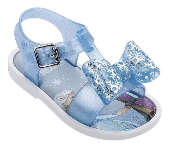 Sandalia Mini Melissa Mar Sandal Frozen