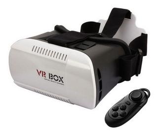 Caixa Vr Realidade Virtual Óculos