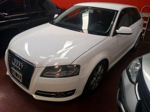 Audi A3 Sportback 1.4 T Tfsi Stronic $1.600.000 + 12 X 12500