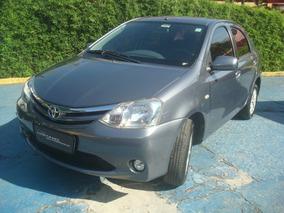 Toyota Etios Sedán Xls 1.5 Completo 2013
