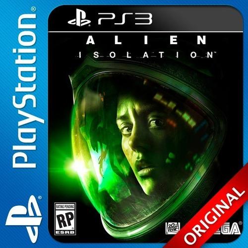 Alien Insolation Ps3 * Español *