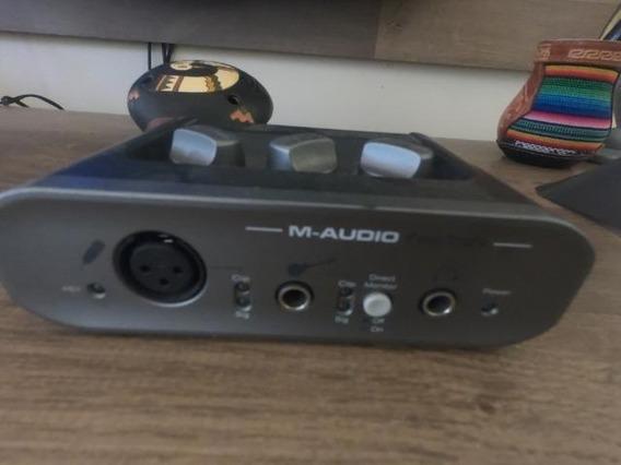 Interface M-audio Fast Track 2