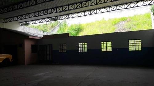 Imagem 1 de 19 de Galpão Comercial Para Locação, Jardim Esperança, Jacareí - Ga0026. - Ga0026