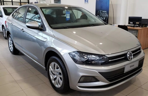 Volkswagen Virtus 1.6 Msi Trendline At 0 Km 2021