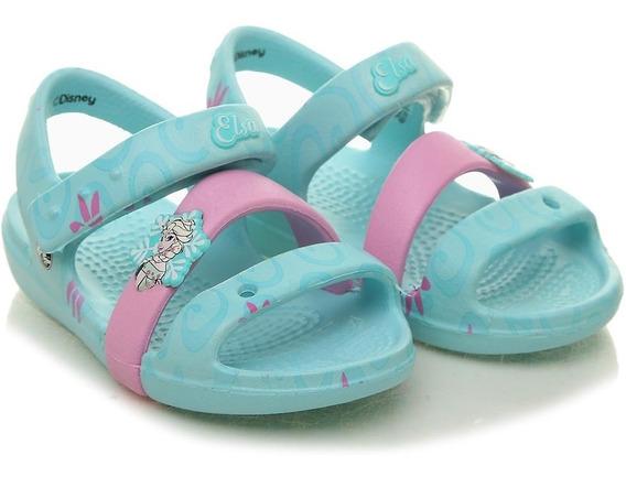 Papete Crocs Frozen Azul Loja Sport Fitness