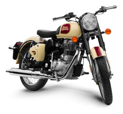 Moto Royal Enfield Classic 500